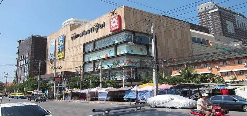 Shop Till You Drop At Central Festival