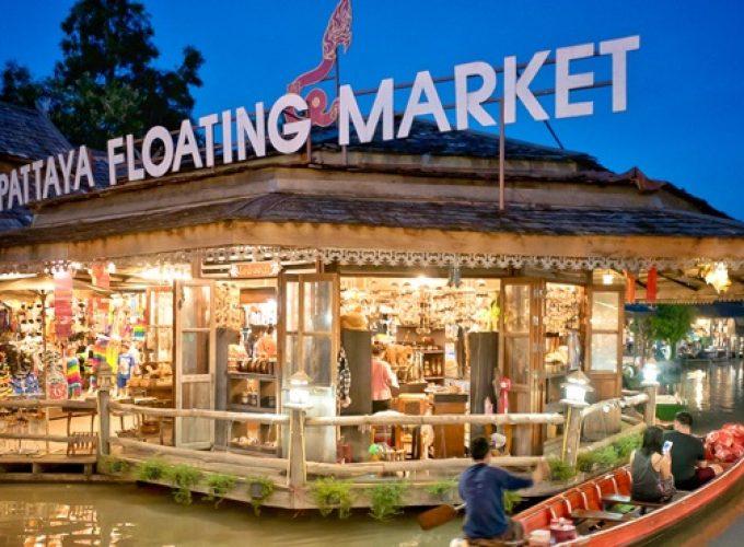 The Pattaya Floating Market