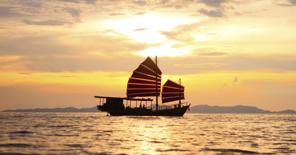 Take a Krabi Sunset Cruise