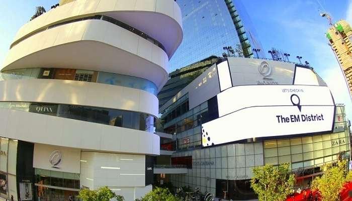 EmQuartier: A Fancy Shopping Mall