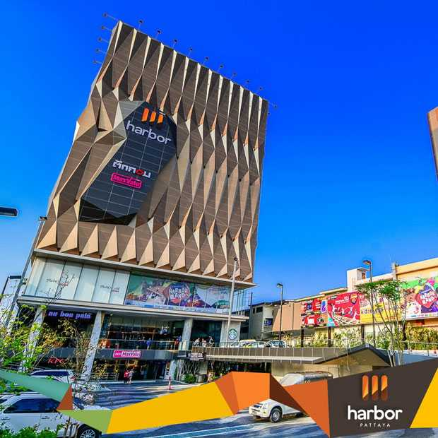 Harbor Pattaya Mega-Fun Mall