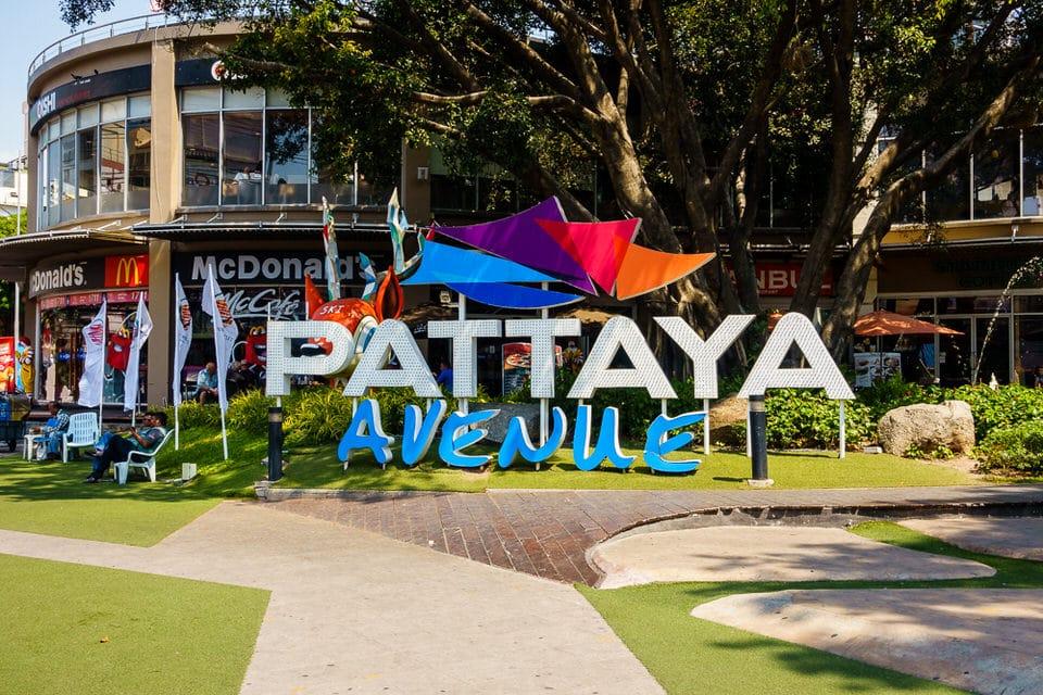 Pattaya Avenue Shopping Mall