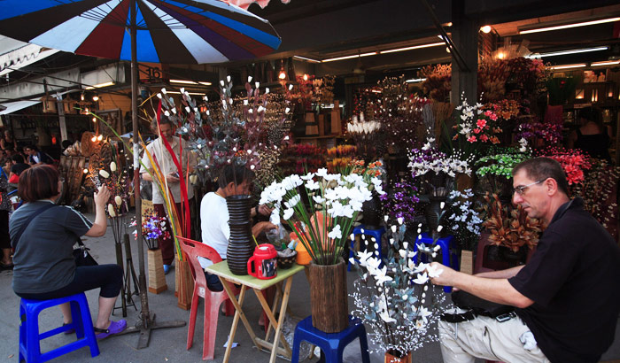 Soi Buakhao Market