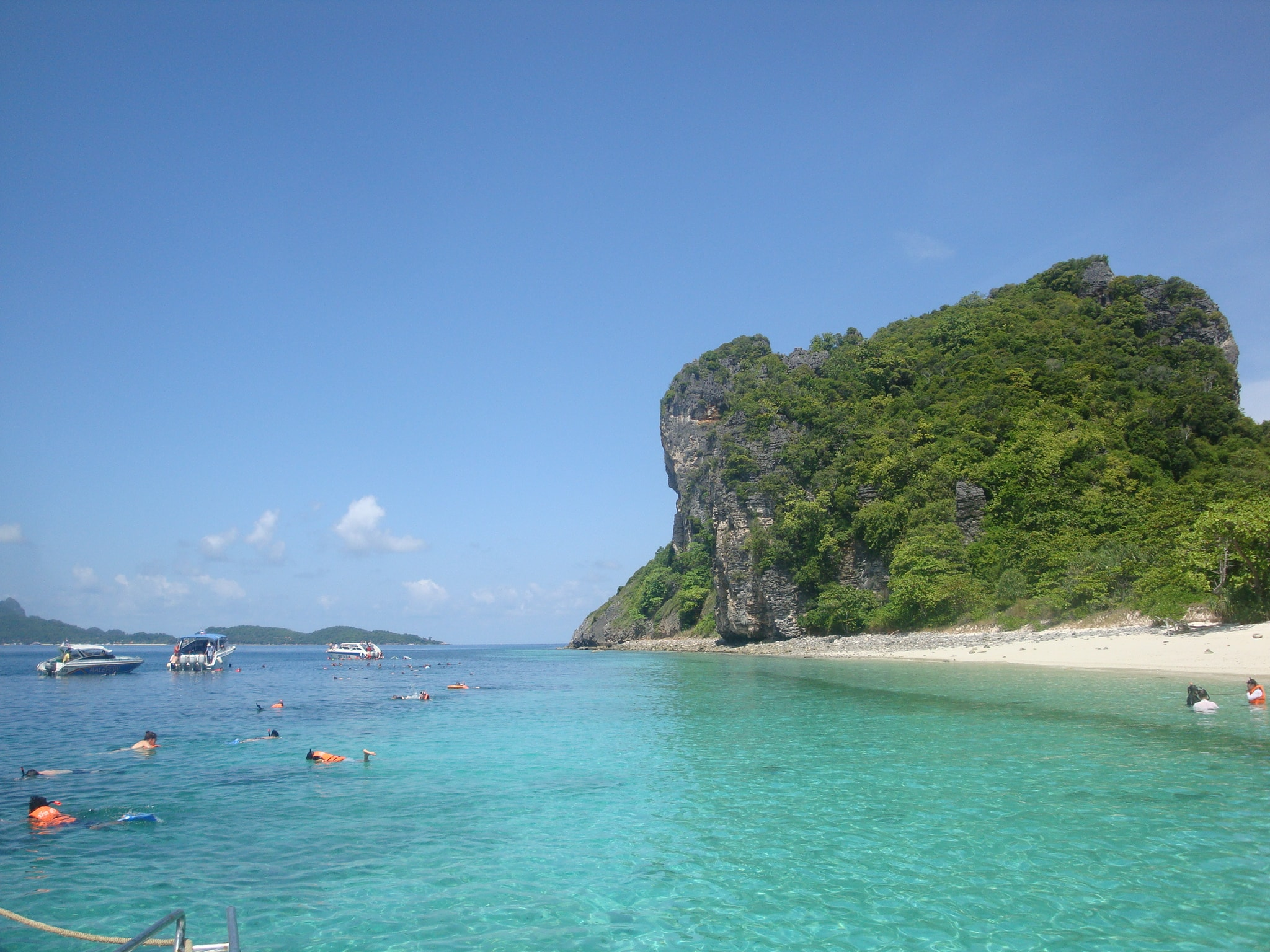 Yung Island (Mosquito Island)